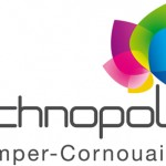 Logo technopole Quimper