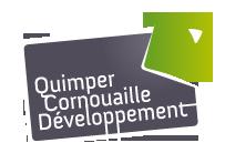 Logo Quimper Cornouaille développement