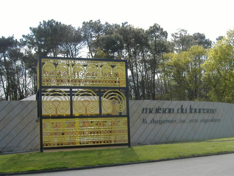 Maison du tourisme - AOCD