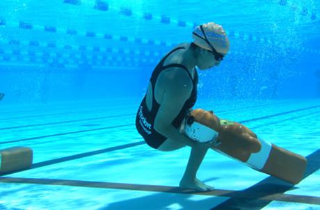 Initiation au sauvetage en piscine - Aquasud