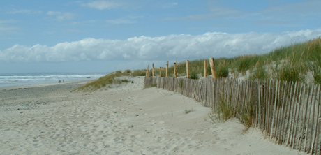 Dune baie d'Audierne