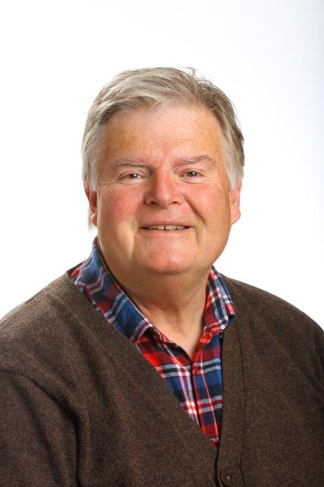 Hubert Andro - Conseiller communautaire de Plomeur