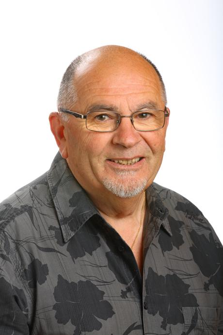 Marcel Garrec, Conseiller communautaire, Plomeur