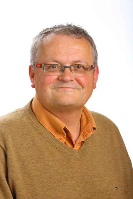 Thierry Mavic - Maire de Pont-l'Abbé - Conseiller communautaire