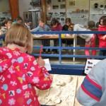 Visite archéologique de l'école Saint-Joseph de Quimper au musée de la Préhistoire finistérienne