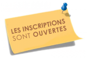 Illustration - Inscriptions ouvertes