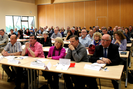 Photo du Conseil communautaire