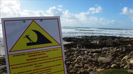 Danger vagues