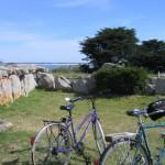 Balade en vélo à la recherche des mégalithes