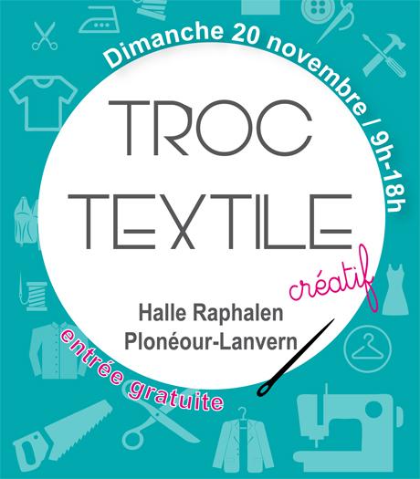 Couverture - Troc Textile
