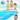 Affiche aquasud accès aux enfants souffrant de troubles de la sphère autistique