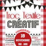 Affiche du troc textile