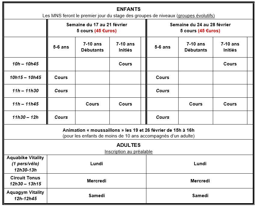 PlanningActivites-Hiver2020
