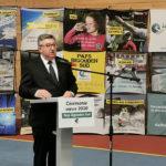 Discours du président de la CCPBS pour la cérémonie des vœux 2020