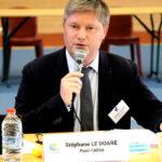 Stéphane Le Doaré - Président de la CCPBS