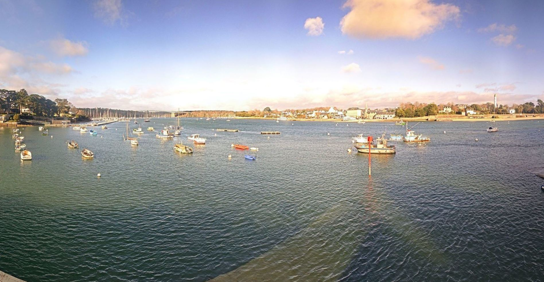 webcam Combrit – Sainte-Marine