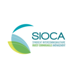 Logo du sioca (Syndicat intercommunautaire Ouest Cornouaille Aménagement)