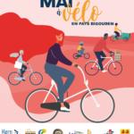 Affiche de l'opération mai à vélo