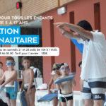 Test de niveaux - École de natation communautaire