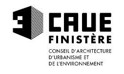 Logo CAUE Finistère - Conseil d'architecte d'urbanisme et de l'environnement