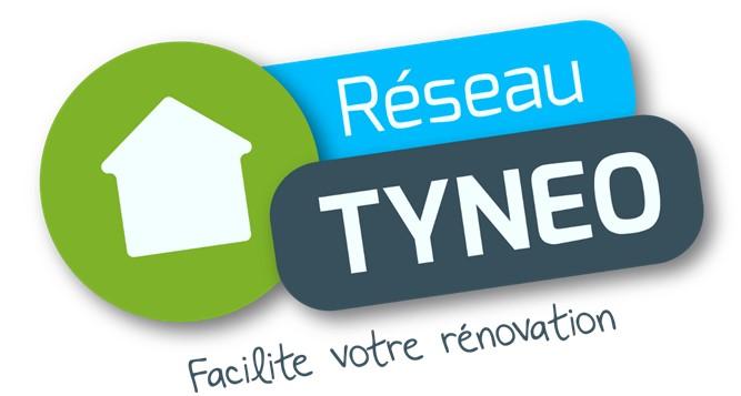 Logo Réseau TYNEO - Facilite votre rénovation
